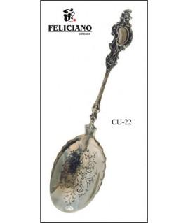 CUCHARILLA DE PLATA