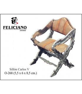 SILLON CARLOS V