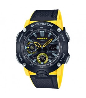 RELOJ CASIO G-SHOCK & G-CARBON GA-2000-1A9ER