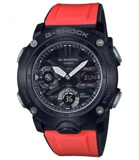 RELOJ CASIO G-SHOCK & G-CARBON GA-2000E-4ER