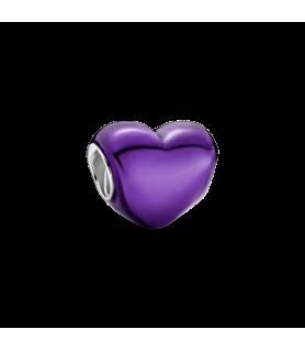 Charm Corazón Morado...